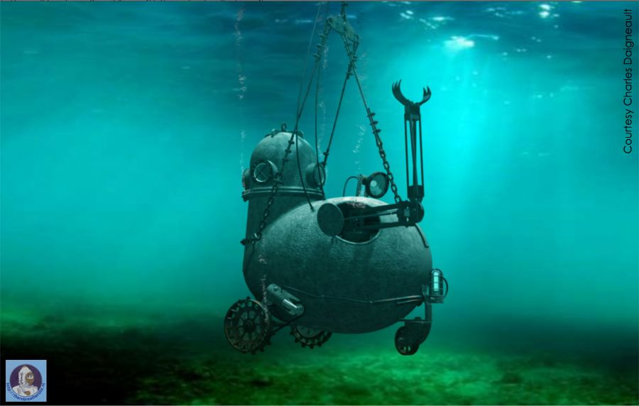 Wiley diving apparatus